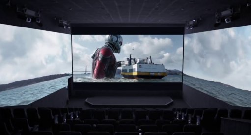 Ant-Man and the Wasp ScreenX