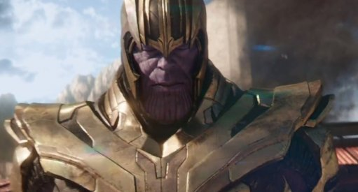 Thanos Gets New Look For Avengers 4
