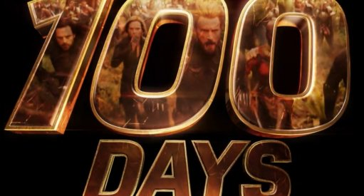 The Avengers: Infinity War 100 Days Promo