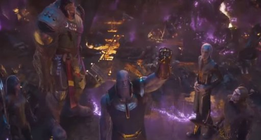 Star-Lord Makes Fun of Thor In New Avengers