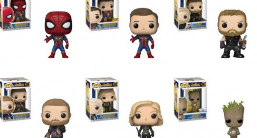 Funko The Avengers: Infinity War Figures Revealed