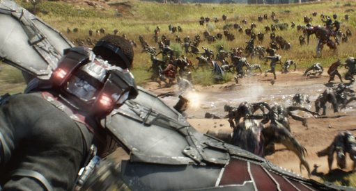 The Avengers: Infinity War High-Res Images