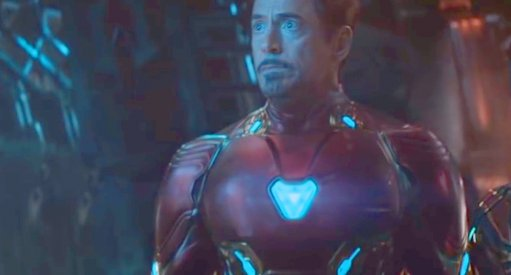 Avengers: Infinity War Iron Man Suit Revealed