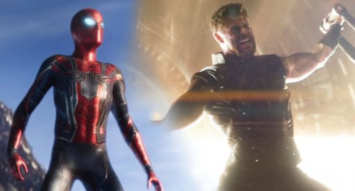 Thor & Spider-Man Avengers: Infinity War Figures Offer Big Spoilers