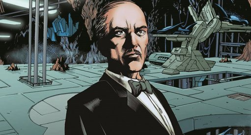 GOTHAM Showrunner Working on Series Based on Alfred Pennyworth""