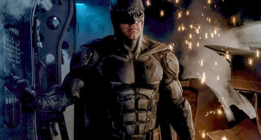 Batman Saves The Flash In New Justice League Spot