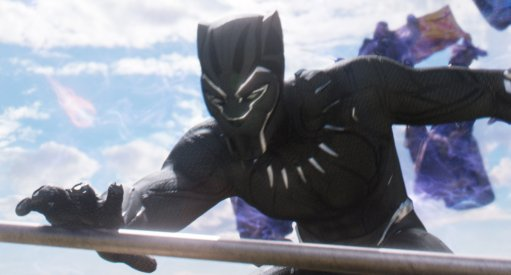 Black Panther Blu-Ray Announced