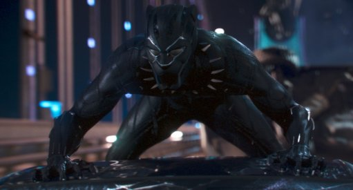 Watch The Black Panther Chase Scene