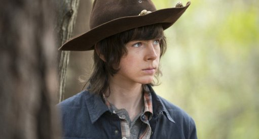Chandler Riggs Was Fired From The Walking Dead