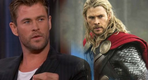 Chris Hemsworth Reacts To Finishing The Avengers: Infinity War & Marvel