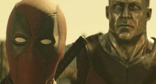 Deadpool 2 Assembles With Colossus