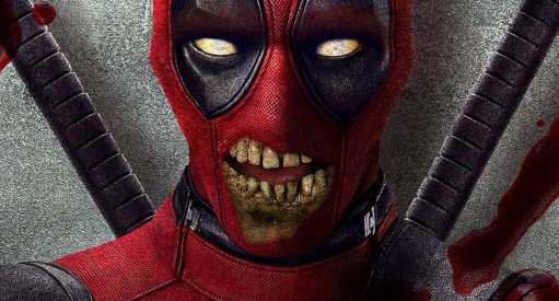Deadpool 2 The Walking Dead