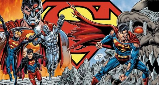 Death Of Superman Cast & Synopsis