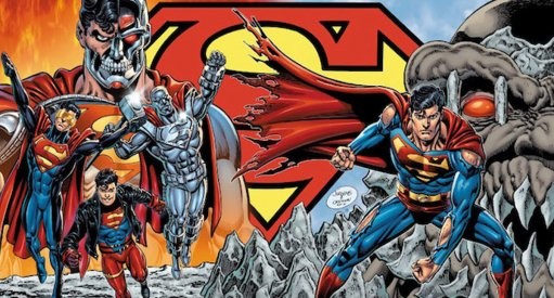 The Death of Superman Is Next DC Animated Movie