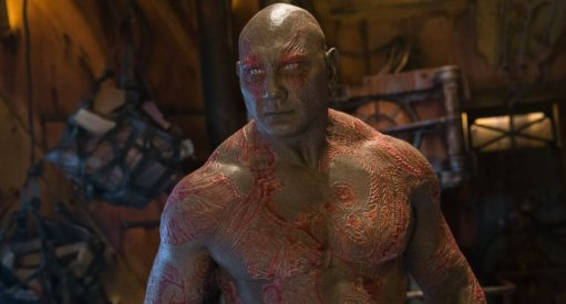 Dave Bautista Will Do Guardians of the Galaxy 3