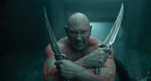Possible Big Spoiler For The Avengers: Infinity War & Dave Bautista