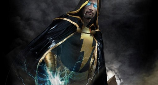 Dwayne Johnson confirms and comments on Twitter about Black Adam writer.