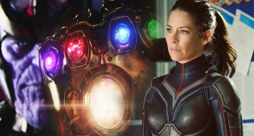Evangeline Lilly Is Filming Avengers 4