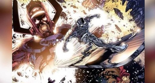 Marvel Studios Wanted Silver Surfer and Galactus For Guardians of the Galaxy Movie?