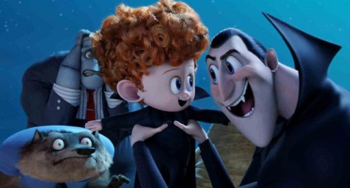 Watch: New Hotel Transylvania 2 Trailer