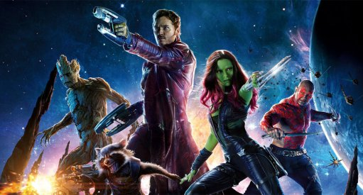 James Gunn Guardians of the Galaxy 2 and 3