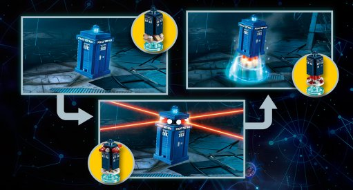 Doctor Who, Scooby Doo, Ghostbusters, Simpsons Coming To LEGO Dimensions