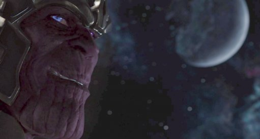 Thanos For Guardians of the Galaxy and Avengers 2