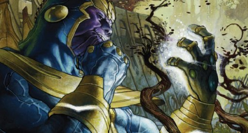Review: Thanos Rising #1