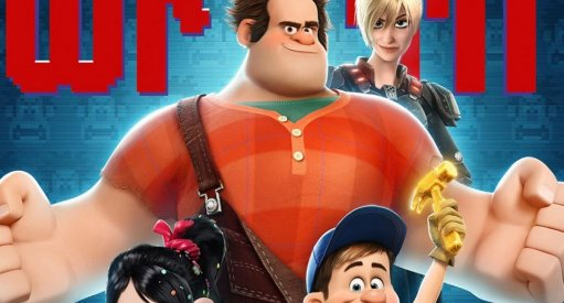 Movie Review: Wreck-It Ralph (2012)