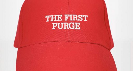 First Poster For The Purge 4