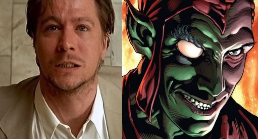 Gary Oldman's Son Wants Him To Star In A Marvel Movie
