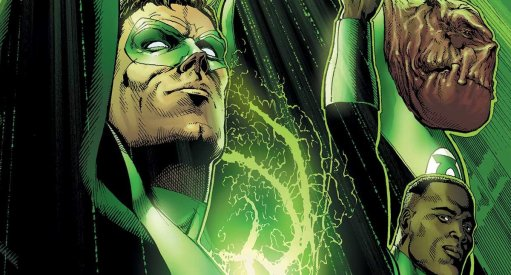 Green Lantern Corps Movie Will Be Complete Re-Imagining