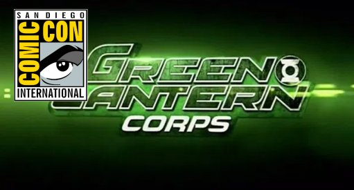 Worlds of DC Comic-Con Green Lantern Corps Promo Leaks Online