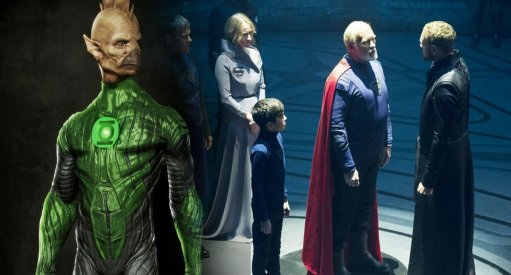 Green Lantern Corps Could Appear In SyFy's Krypton