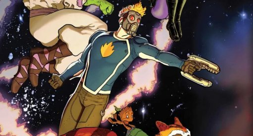 Marvel Teases No More Guardians of the Galaxy