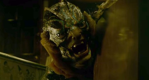 """Guillermo del Toro's """"The Shape of Water"""" Red-Band Trailer"""