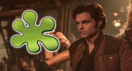 Han Solo Rotten Tomatoes
