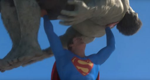 Watch: Superman vs Hulk Epic Fan Film