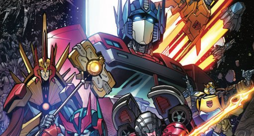 IDW 2018 Comic-Con Schedule