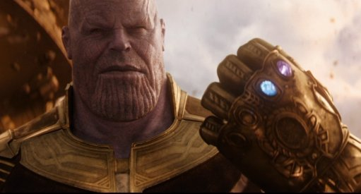 Marvel Legends Thanos Infinity Gauntlet Revealed In Video