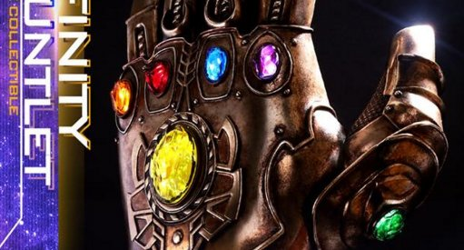 Infinity Gauntlet Avengers: Infinity War Life-Sized Hot Toys Replica Revealed