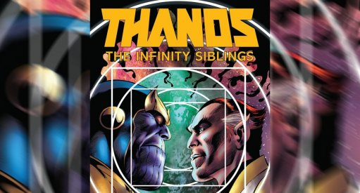 Jim Starlin's Thanos: The Infinity Siblings Only 99 Cents