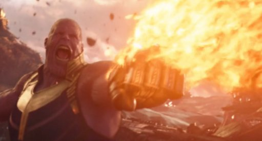 Infinity War Blu-Ray Clips