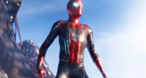 Iron Spider Infinity War Hot Toys