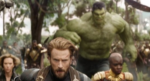 'Avengers: Infinity War' Is the Fastest Movie Ever to $1 Billion