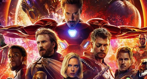 The Avengers: Infinity War Poster & Tickets Now On Sale
