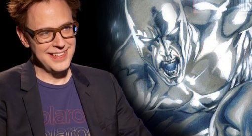 James Gunn Excited For Silver Surfer; Responds To Ryan Reynolds