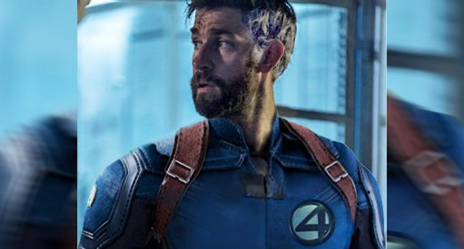John Krasinski Reacts To Fantastic Four Fan Casting
