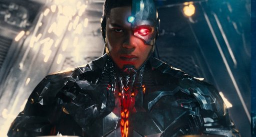 Justice League Ray Fisher Cyborg Description