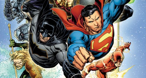 New Justice League Artists
